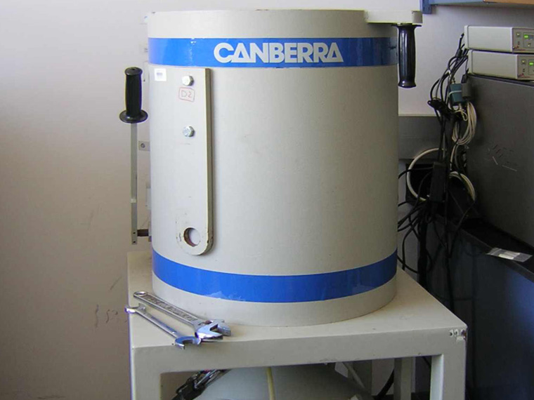 Canberra Gamma 100 Counting System